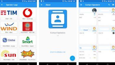 صورة تطبيق Contact-Mobile Operators – إدارة المكالمات والتعرف على مزودي الخدمة مجاناً!