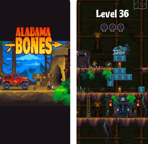لعبة Alabama Bones