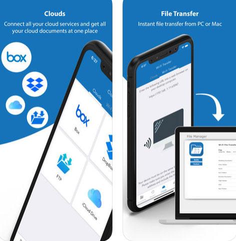 تطبيق File Manager PRO مدير ملفات متكامل