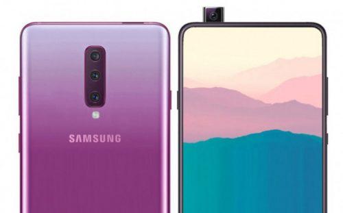 هاتف جالكسي A90 سيكون أول هاتف متوسط يدعم اتصال 5G