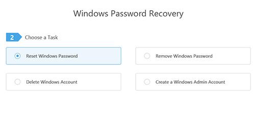 برنامج Passper WinSenior