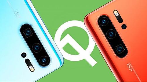 هل ستحصل هواتف هواوي على تحديث Android Q ؟ إليك الإجابة!
