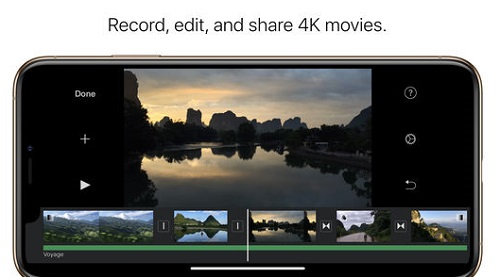 آبل تطلق تحديثاً كبيراً لتطبيق iMovie المميز لتعديل الفيديو على الآيفون والآيباد