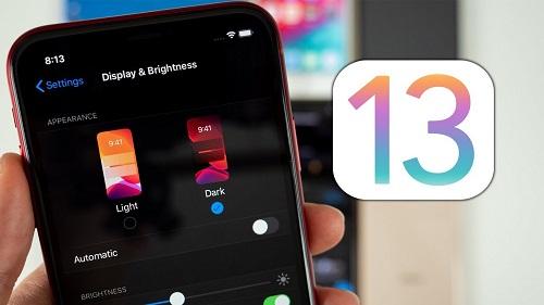 تحديث iOS 13 - نظرة على الوضع الليلي الجديد Dark Mode للآيفون والآيباد!