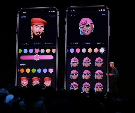 تحديث iOS 13 - خاصية Memoji