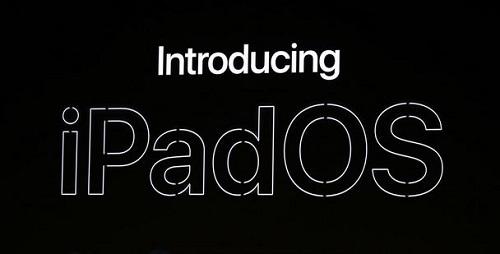 iPadOS هو نظام iOS 13 لأجهزة الآيباد