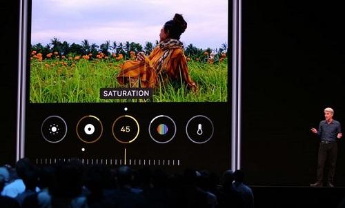 iOS 13 - واجهة جديدة لمحرر الصور