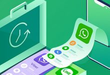 برنامج Anytrans - كيفية النسخ الاحتياطي لرسائل واتس آب أو LINE أو Viber واسترجعها بسهولة على الآيفون!