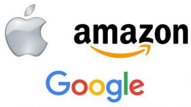 صراع أغلى الشركات في العالم - أمازون تتجاوز آبل وجوجل!