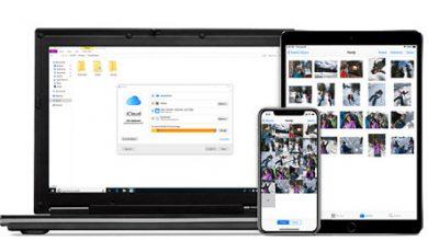 Photo of آبل تطلق برنامج iCloud على نظام ويندوز بمزايا مهمة لأصحاب الآيفون والآيباد!