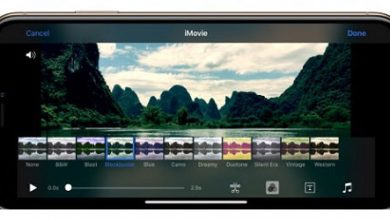 صورة آبل تطلق تحديثاً كبيراً لتطبيق iMovie المميز لتعديل الفيديو على الآيفون والآيباد