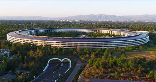 مقر آبل Apple Park يدخل قائمة أغلى البنايات في العالم!