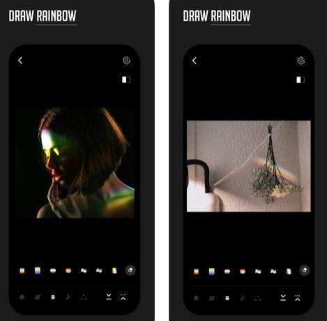 تطبيق Colorow أضف لمسة ساحرة على صورك