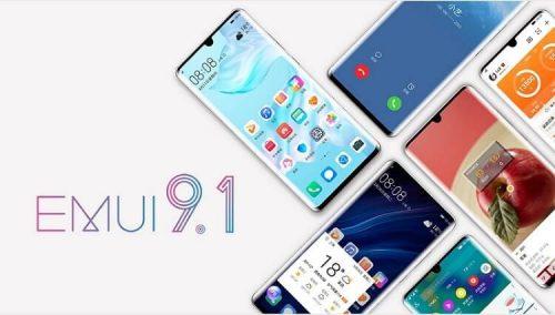 الإصدار الثابت من واجهة EMUI 9.1 يبدأ في الوصول إلى 10 من هواتف