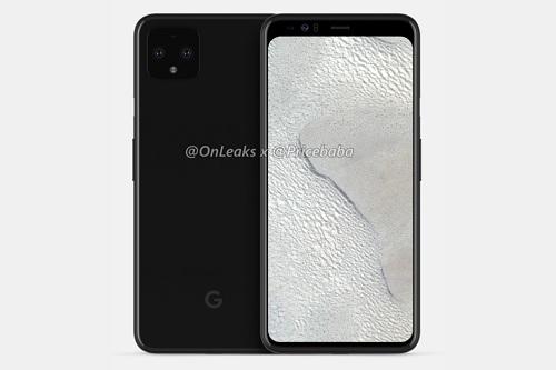 هاتف Google Pixel 4 XL بلا نتوء