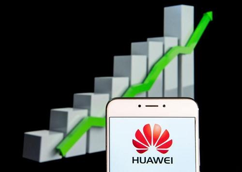 التقرير المالي لشركة هواوي يكشف عن ارتفاع الإيرادات بنسبة 23%