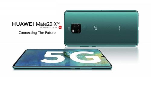 هاتف هواوي Mate 20 X 5G متوفر الآن في الدول العربية بهذا السعر
