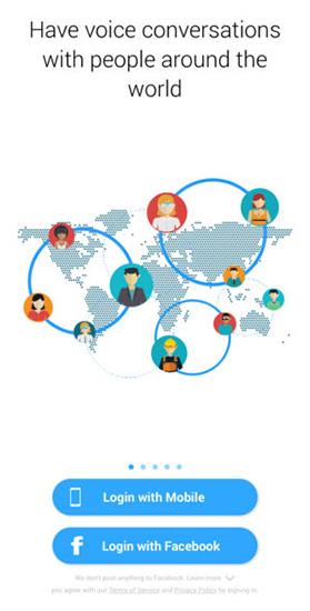 تطبيق OpenTalk أفضل تطبيق لتعلم اللغات الأجنبية وتكوين صداقات حول العالم!
