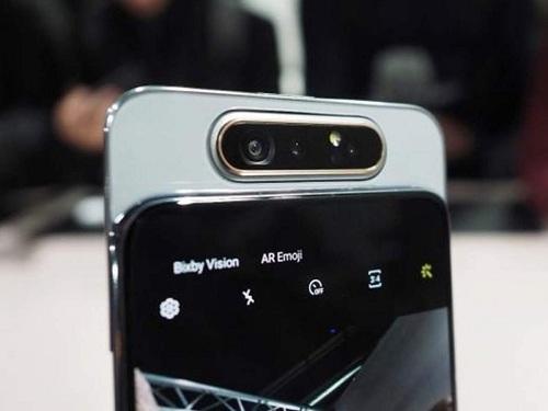 كاميرا Galaxy A80