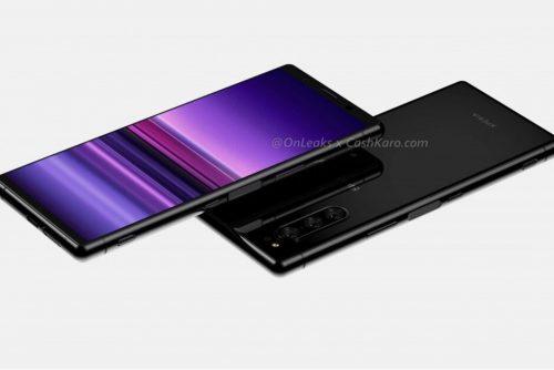 سوني تخطط لإطلاق Xperia 1R كأول هاتف في العالم بشاشة 5K