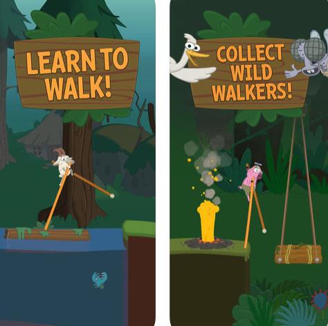 لعبة Walk Master