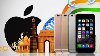 Photo of هواتف آيفون المُصنعة في الهند ستغزو الأسواق العالمية في أغسطس!