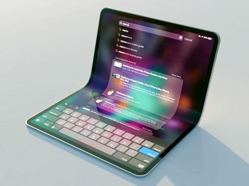 تقرير - آبل تعمل على آيباد قابل للطي سيرى النور العام المقبل!