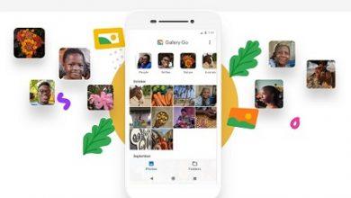 صورة جوجل تطلق تطبيق Gallery Go لعرض وتعديل الصور أوفلاين!