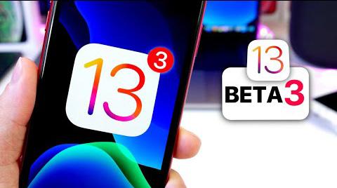 إطلاق النسخة التجريبية الثالثة من تحديث iOS 13 - ما الجديد؟