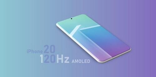 iPhone 2020 تردد 120 هرتز