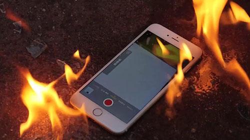 آبل تحقق في حادثة انفجار هاتف آيفون 6
