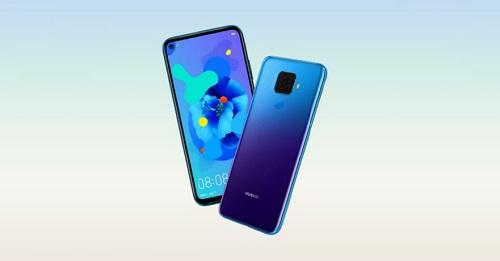 Huawei Mate 30 Lite - nova 5i Pro
