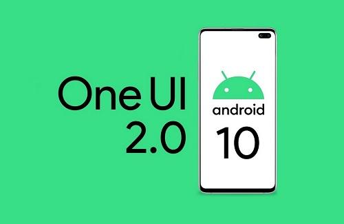 رصد جالكسي S10 بلس مع تحديث Android 10 المنتظر و واجهة One UI 2.0