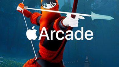خدمة آبل للألعاب Apple Arcade