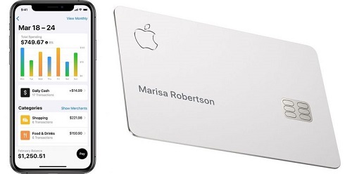 مميزات بطاقة آبل Apple Card