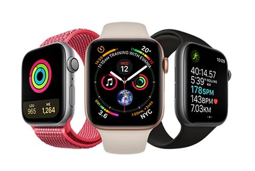 ساعة Apple Watch تسيطر على 46% من سوق الساعات الذكية