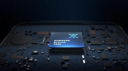 الإعلان رسمياً عن معالج Exynos 9825 بدقة تصنيع 7 نانومتر من سامسونج