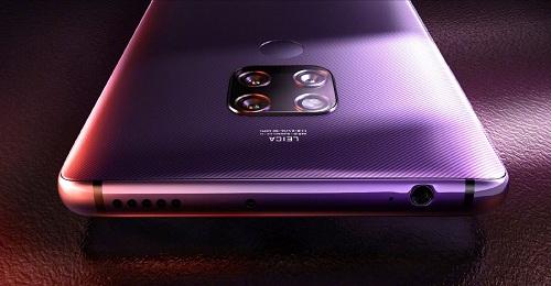 تسريب مواصفات كاميرا Huawei Mate 30 مع ثلاث عدسات