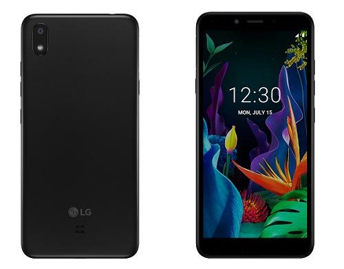 إطلاق هاتف LG K20 بسعر رخيص مع نظام تشغيل أندرويد
