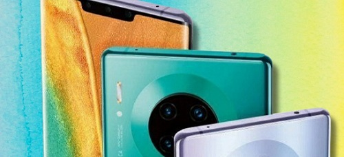 تسريب Huawei Mate 30 Pro