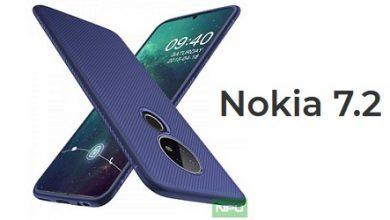 Photo of بالصور – هاتف Nokia 7.2 يتألق مع هيكل رفيع وكاميرا دائرية!