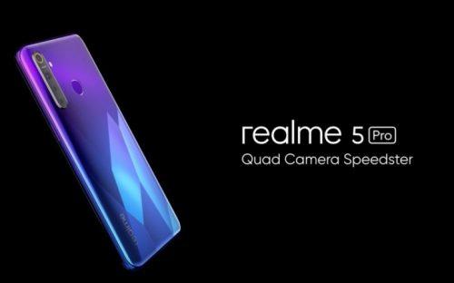 هاتف Realme 5 Pro