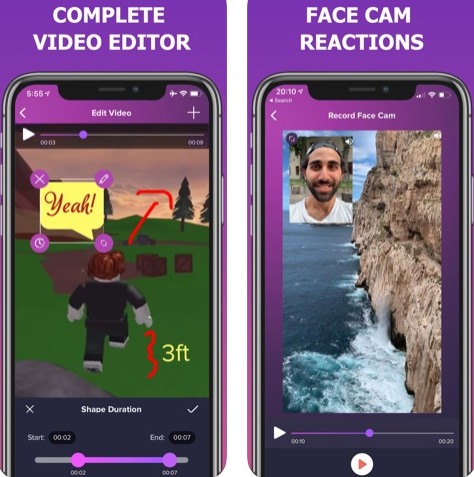 تطبيق Screen Recorder Pro لتسجيل الشاشة