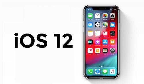نظام تشغيل iOS 12 متوفر الآن على 88% من أجهزة آيفون وآيباد