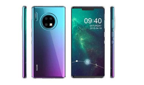 هاتف Huawei Mate 30 Pro سيدعم الشحن اللاسلكي السريع بقوة 25 واط