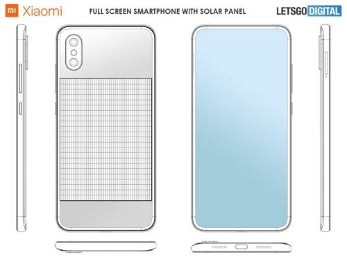 شاومي قد تطرح هواتف تعمل بالطاقة الشمسية!