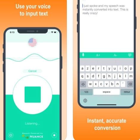 تطبيق Active Voice للترجمة الصوتية