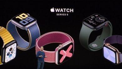 Photo of ساعة ابل الجديدة Apple Watch Series 5 – المواصفات الكاملة والأسعار!
