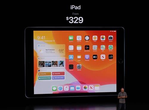 الجيل السابع من جهاز الآيباد (رخيص الثمن)