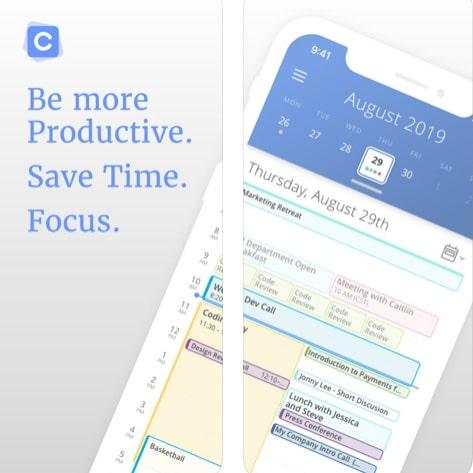 تطبيق Calendar لتنظيم مواعيدك